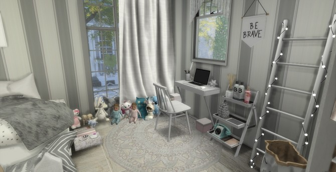 Sweet Dreams Kids Bedroom At PortugueseSimmer Sims 4 Updates
