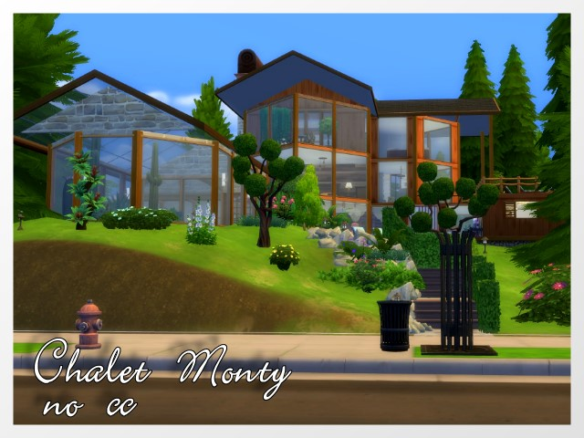 Sims 4 Chalet Downloads Sims 4 Updates