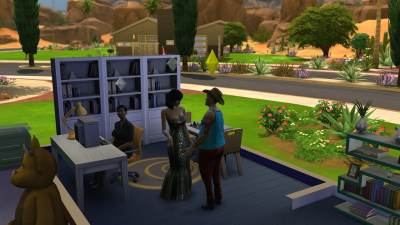 The Sims 4 - 8 New Screens!