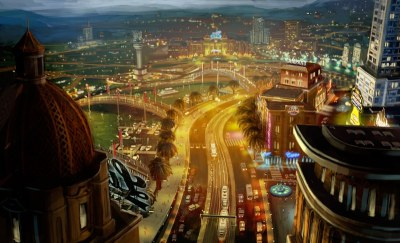 SimCity & Cities of Tomorrow: Concept Art