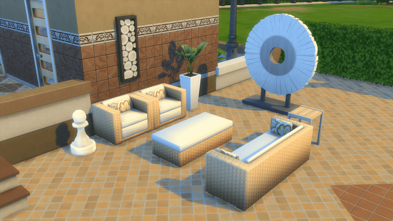 the sims 4 perfect patio stuff news
