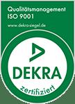 ISO 9001 Zerifikation