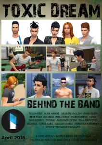 TD Promo Poster