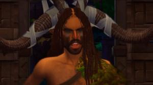 Sims 4 screenshot from Terah