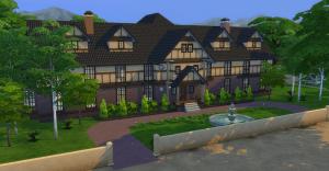 Landgraab mansion