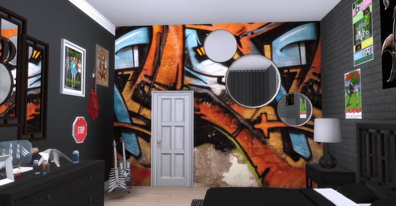 Newt's Bedroom
