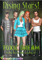 Rising Stars Toxic Dream