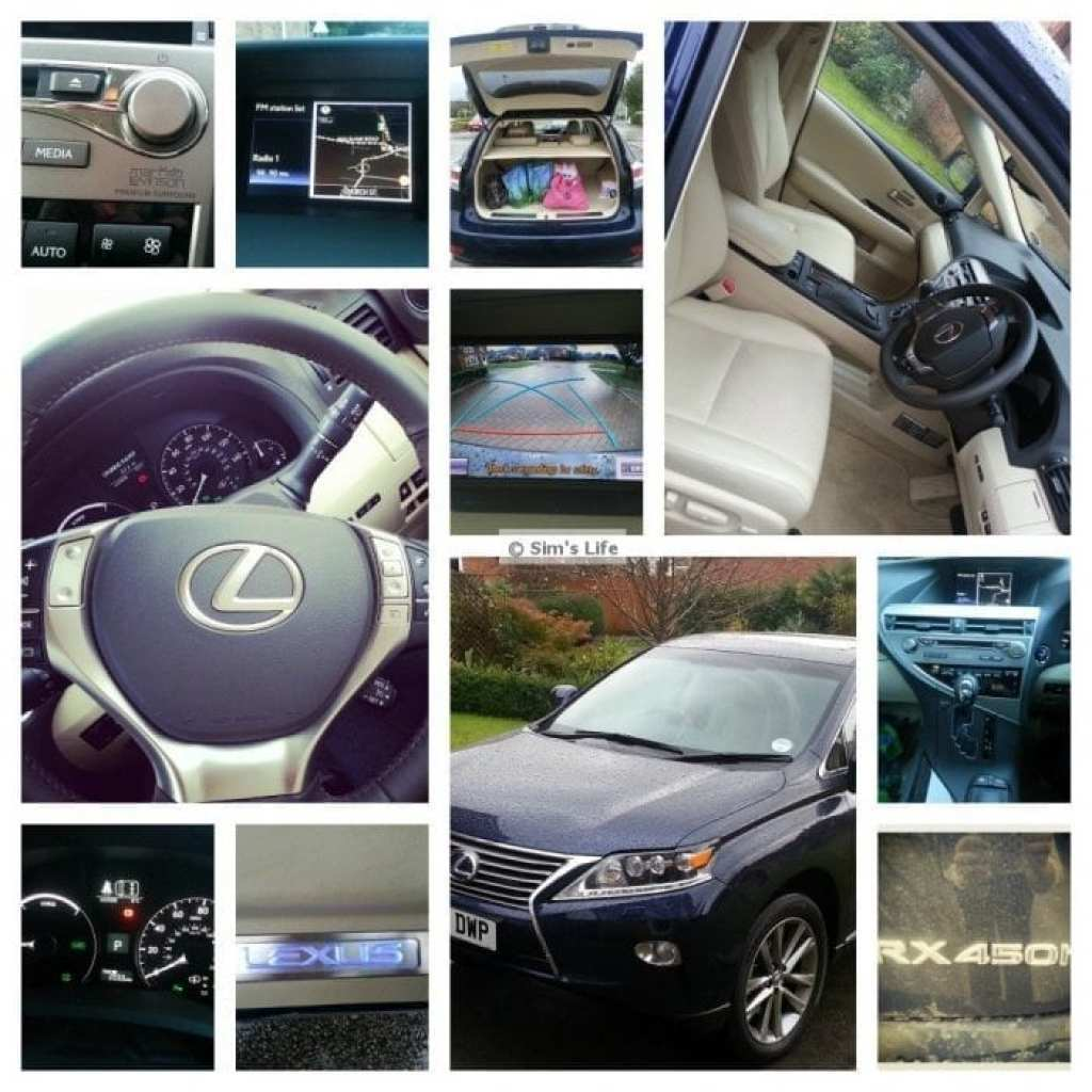 Lexus RX450h Review - Car Review