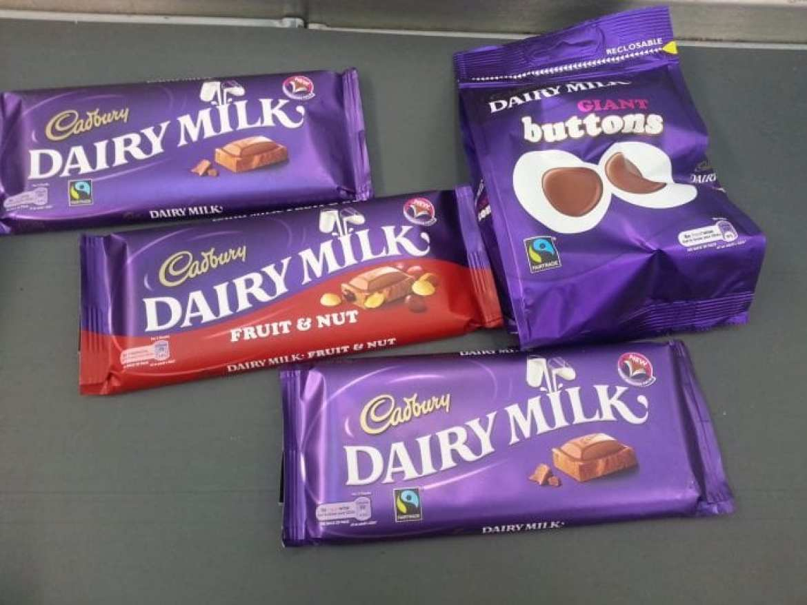 Dairy Milk #CBias