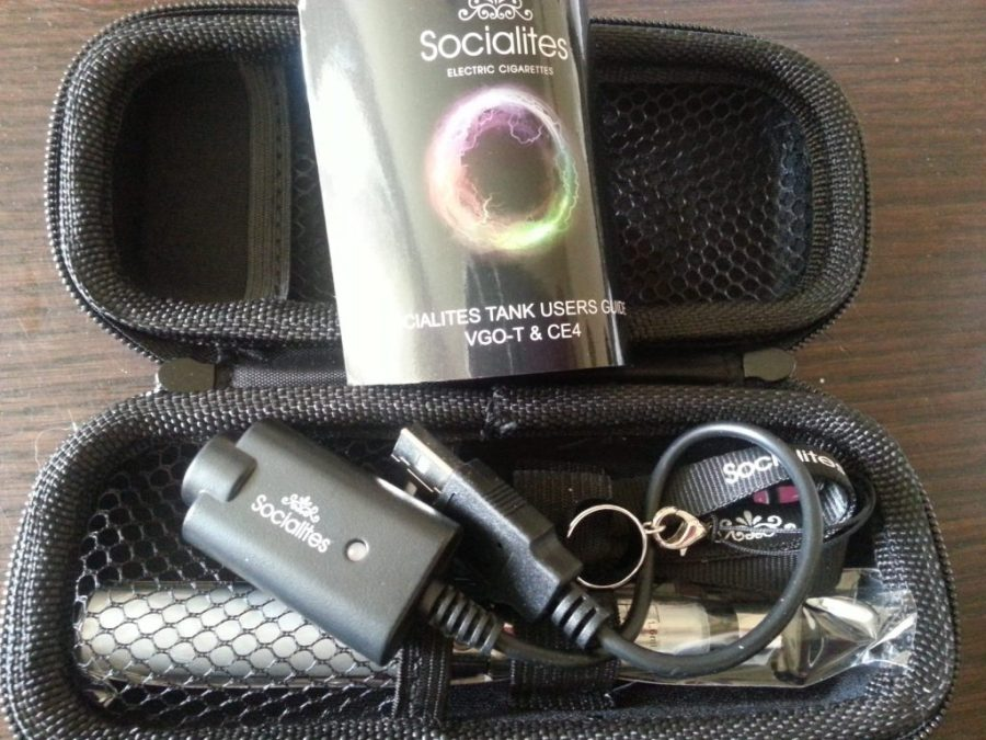Socialites E-Cigarette Tank