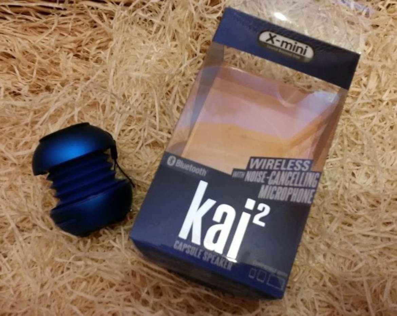 X Mini Kai 2 Speaker