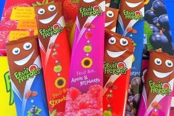 Fruit Heroes