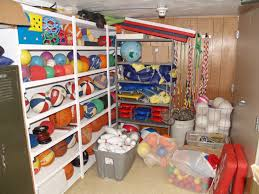 PE cupboard