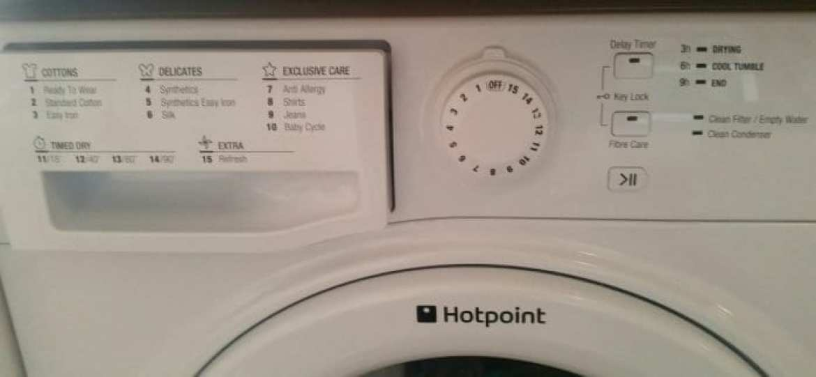 Hotpoint TCFS83BGP Tumble Dryer
