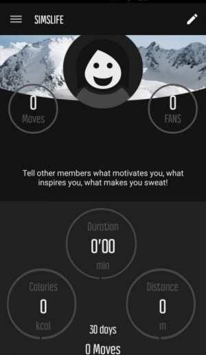 Suunto Movescount App
