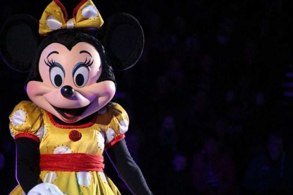 Disney On Ice Minnie