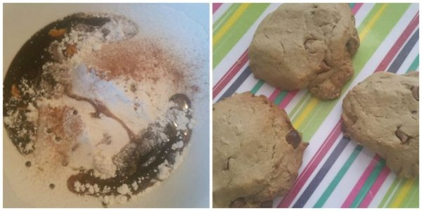 Yacon Syrup Cookies