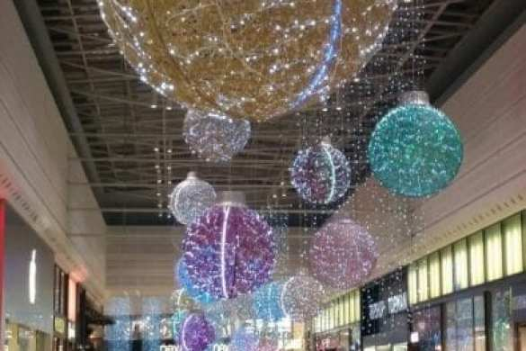 Arndale Christmas Lights