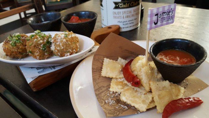 Jamie's Italian Manchester