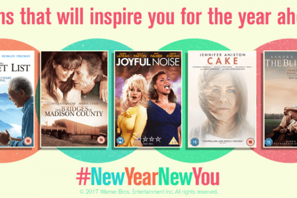 New Year New You Inspiring Films