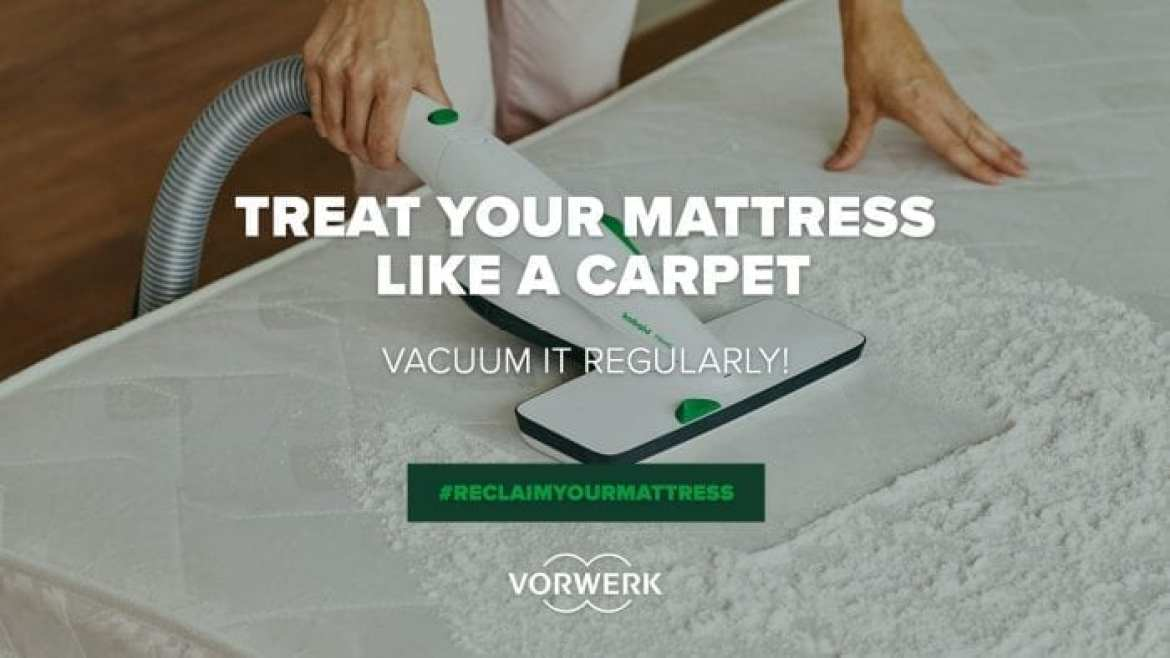 Vorwerk Reclaim Your Mattress