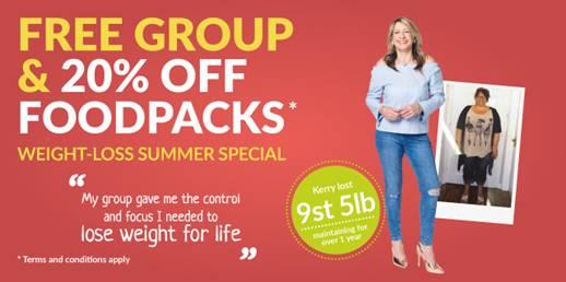 LighterLife Discount for Summer