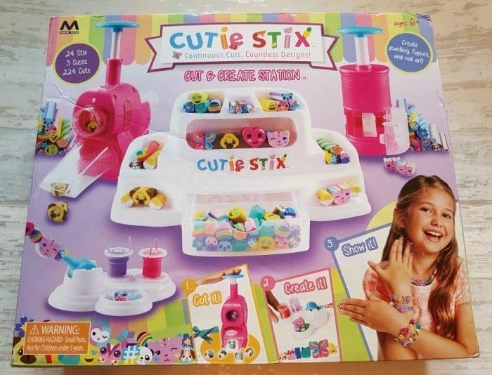 Cutie Stix Cut & Create Station Review