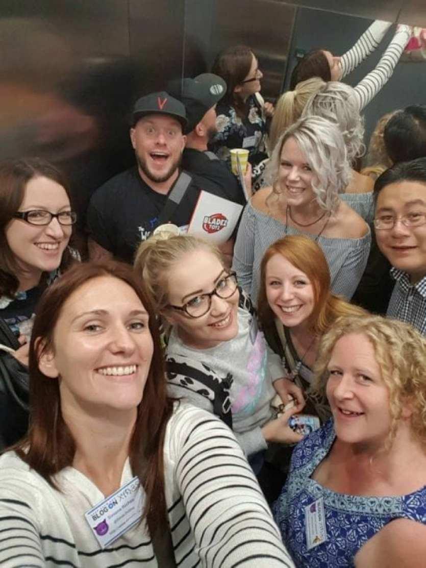 Best Ever Lift Selfie BlogOn Xmas