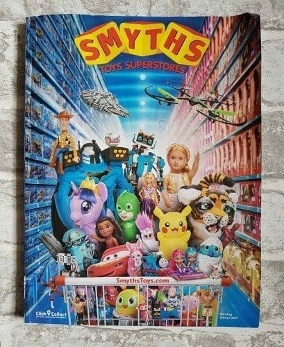 Christmas Smyths Catalogue