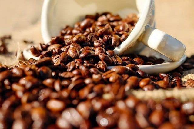 coffee-coffee-cup-porcelain-coffee-beans