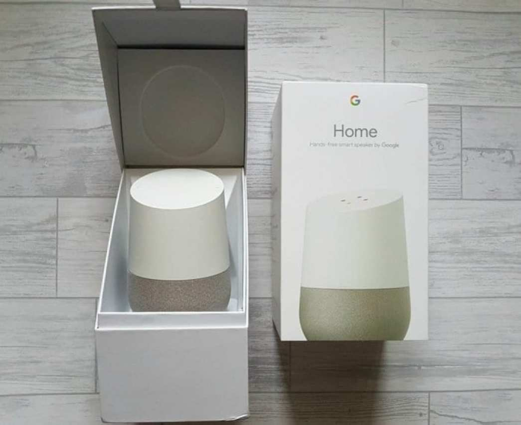 Protect your home with smart technology Google Home