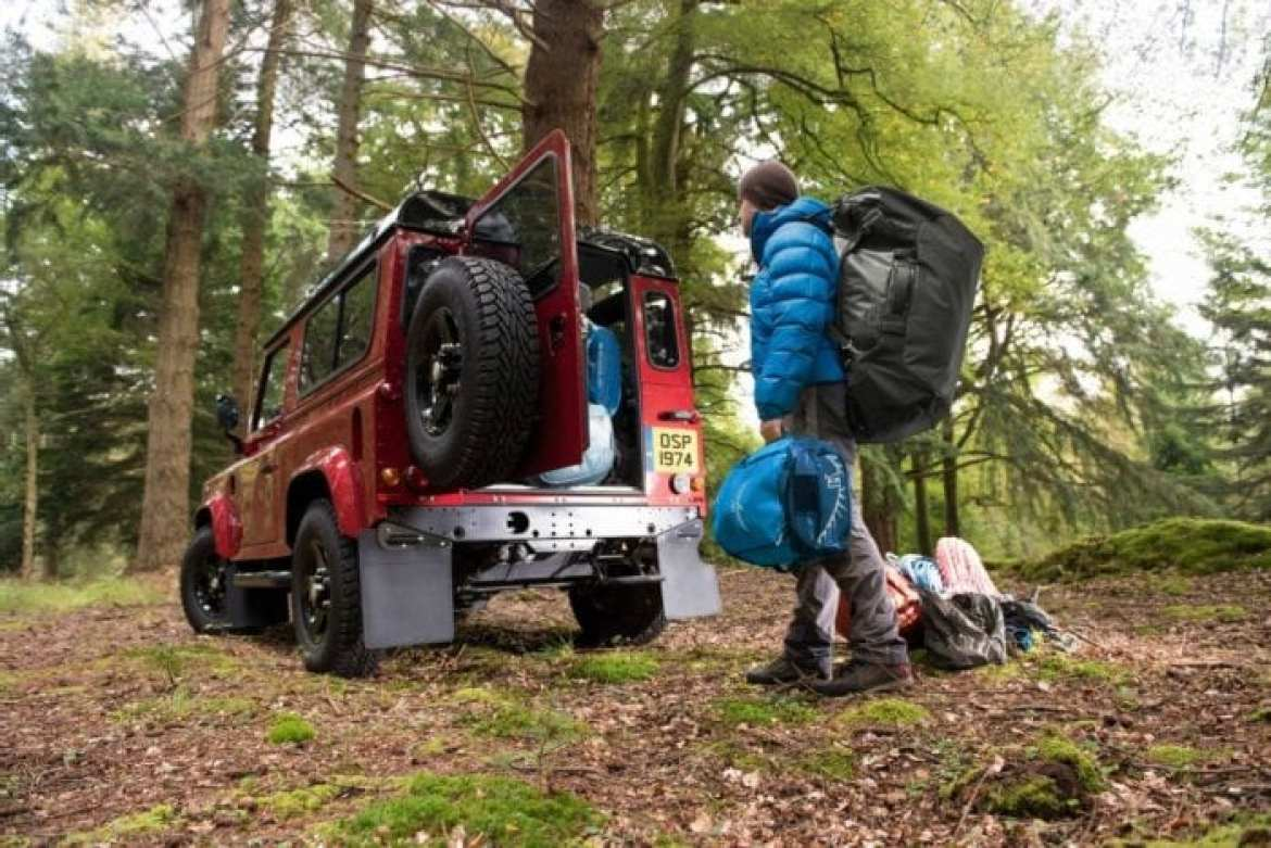 Win an Osprey Transporter