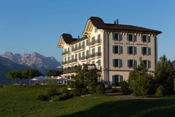 Switzerland Villa Honegg