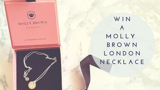 win a molly brown london necklace