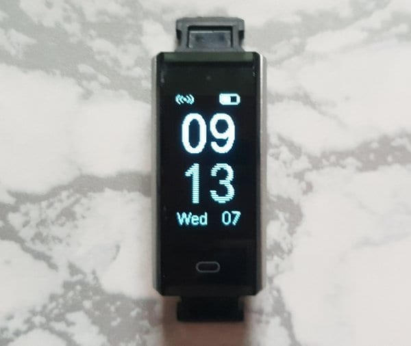 Proze Fitness Tracker Clock
