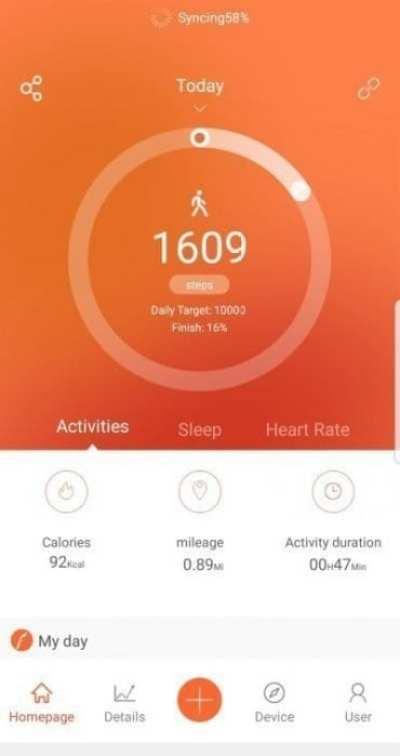Proze Fitness Tracker App