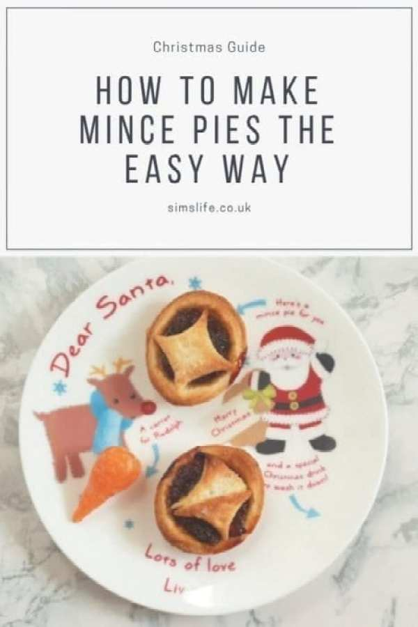 How To Make Mince Pies The Easy Way