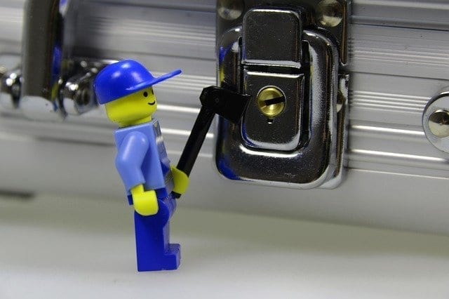 securing your valuables