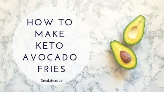 How To Make Keto Avocado Fries