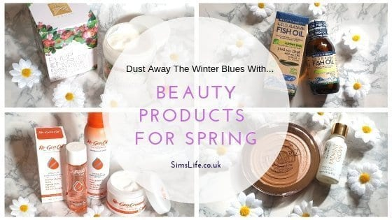 beauty products for Spring