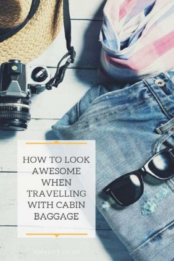 travelling with cabin baggage