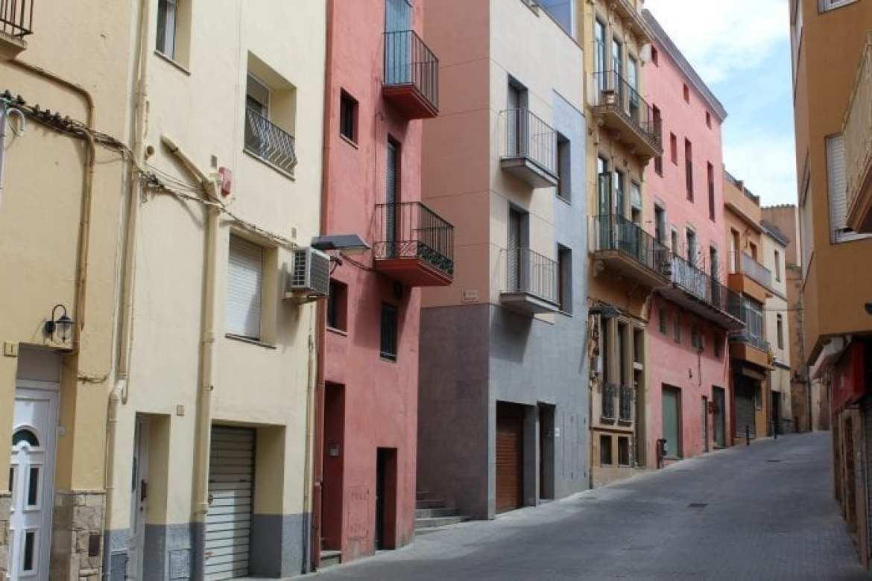 A street in Palamos Costa Brava