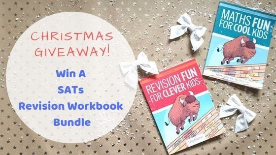 Win A SATs revision workbook bundle