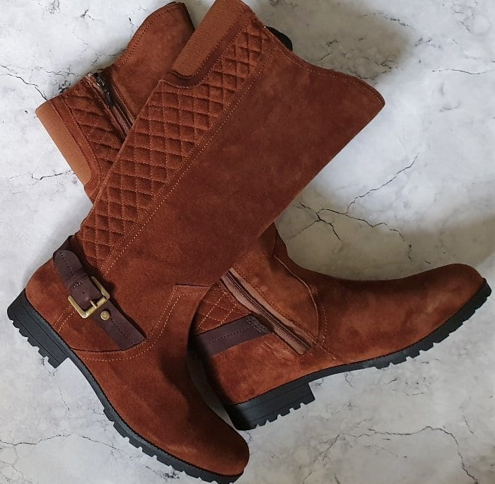 Hotter Sandringham Boots For Winter