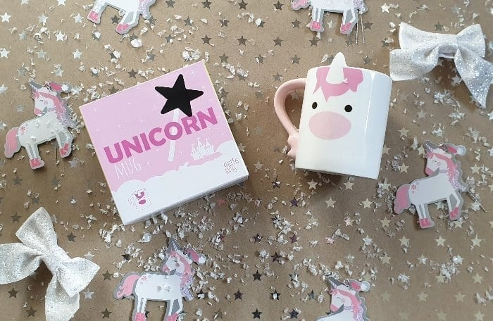 Christmas Gifts Unicorn Mug