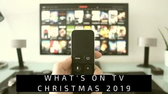 Whats On TV Christmas 2019