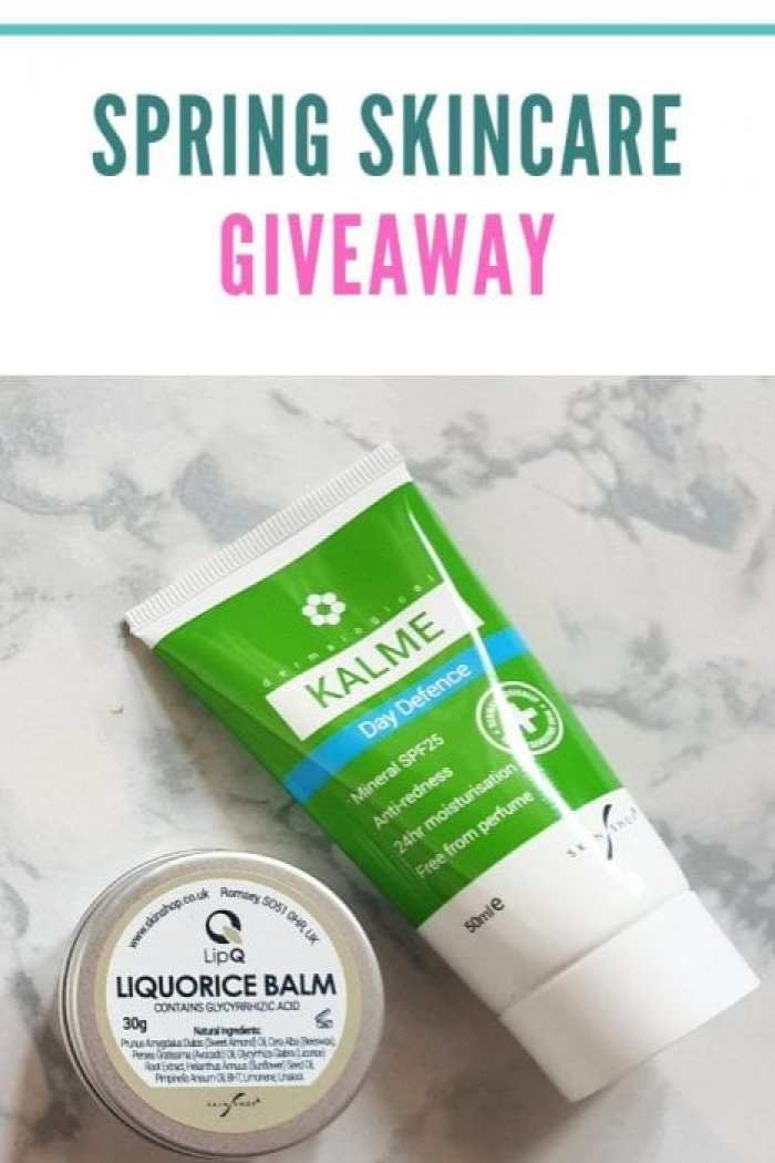 Spring Skincare Giveaway