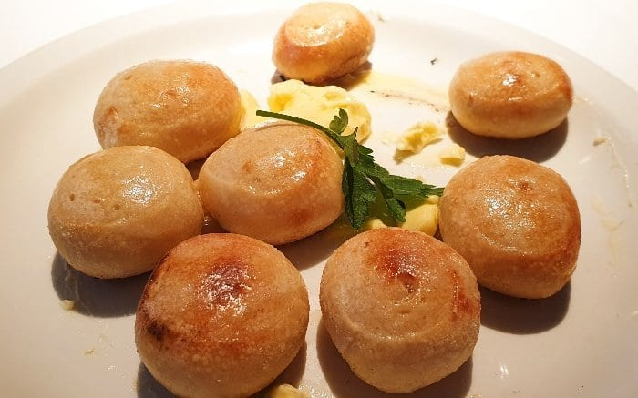 Baked Dough Balls from Croma