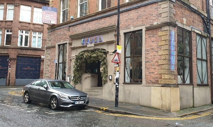 Croma Restaurant Manchester