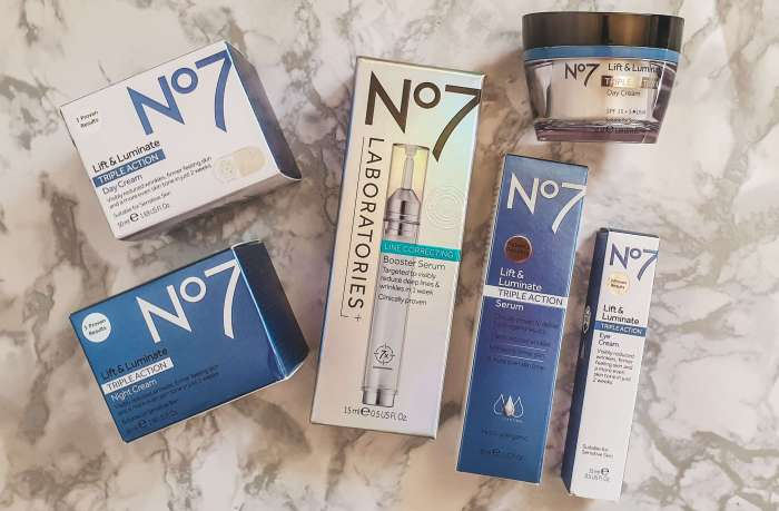 Boots No7 Pamper Treats